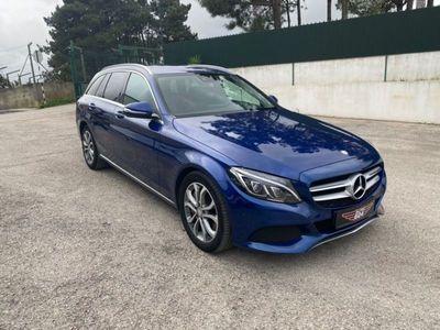 usado Mercedes C350e Plug-in Hybrid • Burmester • Suspensão Pneumática