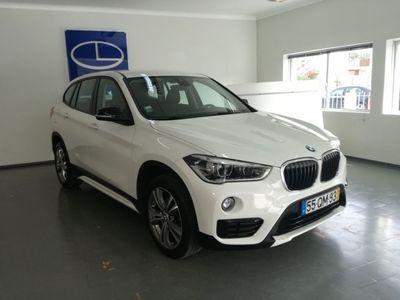 usado BMW X1 18 d sDrive Line Sport
