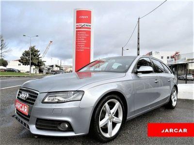 usado Audi A4 Avant 2.0 TDI 170 CV