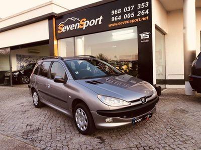 usado Peugeot 207 1.4 HDI SW