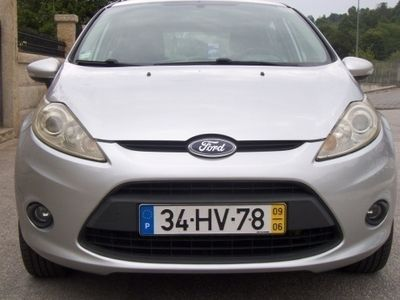 used Ford Fiesta 1.2