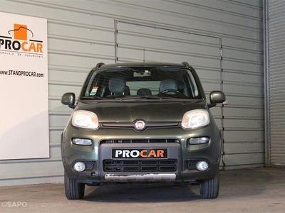 gebraucht Fiat Panda 4x4 1.3 16V Multijet S&S (75cv) (5p)