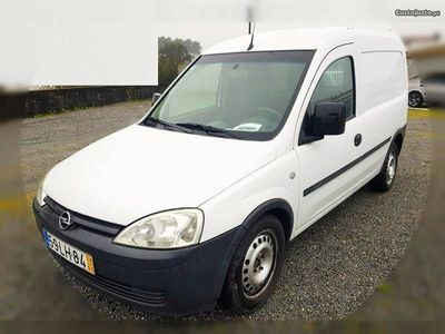 usado Opel Combo 1.3 CDTI VAN