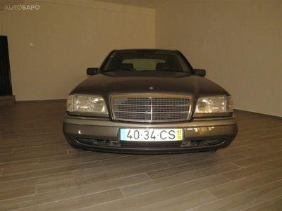 usado Mercedes C200 ClasseD Elegance (88cv) (4p)