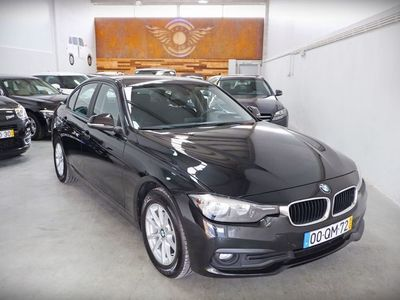 usado BMW 320 D Efficient Dynamics Navigator