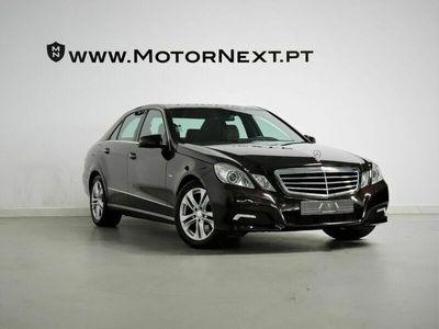 usado Mercedes E250 CGi Avantgarde BlueEfficiency