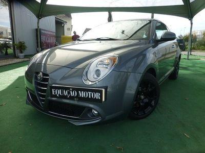 gebraucht Alfa Romeo MiTo 1.3 JTD Passione Italiana