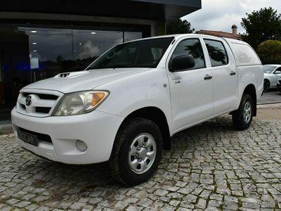 usado Toyota HiLux 2.5 D-4D Hard Top 4WD
