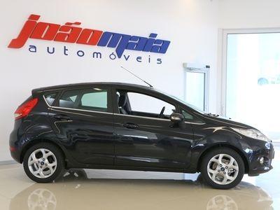 usado Ford Fiesta 1.4 CDTi Titanium