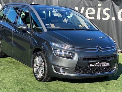 usado Citroën Grand C4 Picasso 2.0 HDi Exclusive