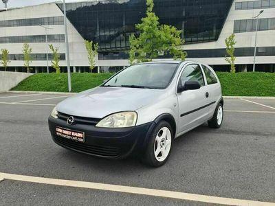 usado Opel Corsa 1.7 DTi 16V