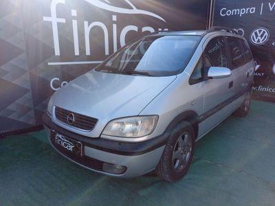 brugt Opel Zafira 2.0 di 7 lugares
