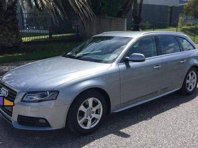 usado Audi A4 Advanced 136cv