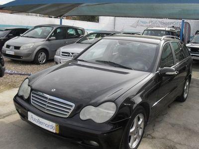 usado Mercedes C220 SW