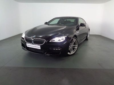 usado BMW 640 Serie 6 d xDrive Coupe Pack M 2017