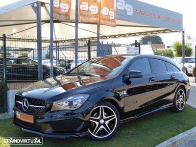 usado Mercedes CLA180 Shooting Brake ClasseCdi AMG 7G-DCT
