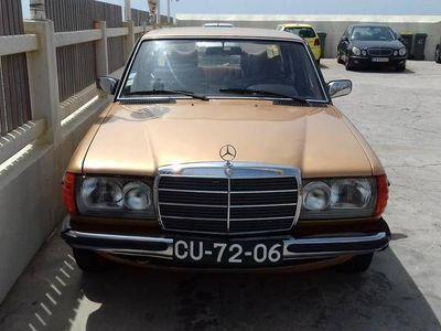 usado Mercedes E230 230 123wgasolina
