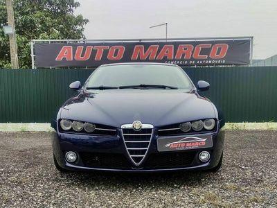 usado Alfa Romeo 159 Sportwagon JTD M