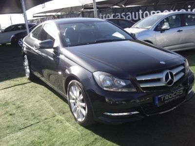 usado Mercedes C220 CDI BE - NACIONAL