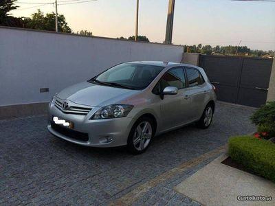 brugt Toyota Auris 1.4 D4D SPORT NACION
