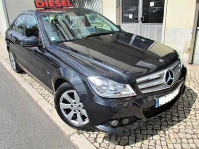usado Mercedes C200 200 CDI