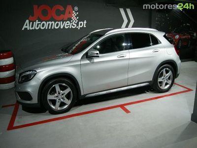 usado Mercedes GLA220 ClasseCDi AMG Line