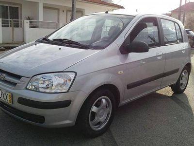 gebraucht Hyundai Getz Citadino Bom Estado