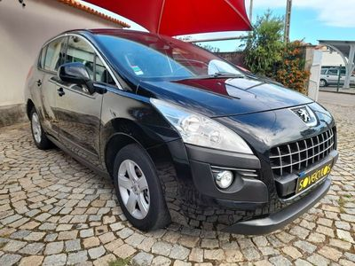 usado Peugeot 3008 1.6 hdi 5lug cx automatic