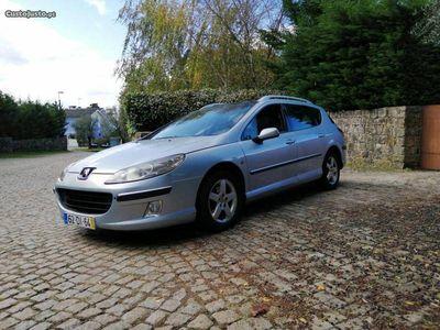 usado Peugeot 407 1600 hdi 110 cv