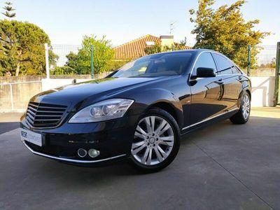 usado Mercedes S350 CDi BlueEfficiency