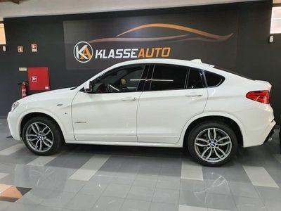 usado BMW X4 20D Xdrive Pack M AUTO