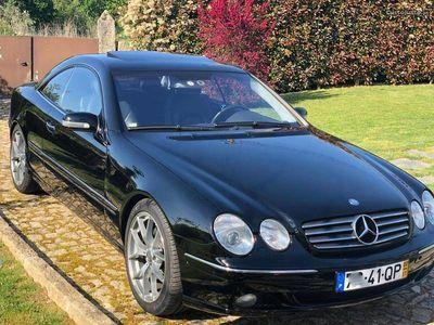 usado Mercedes CL500 5.0 V8 306 CV