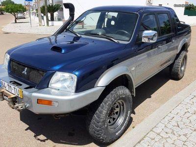 usado Mitsubishi L200 L200 Strakar