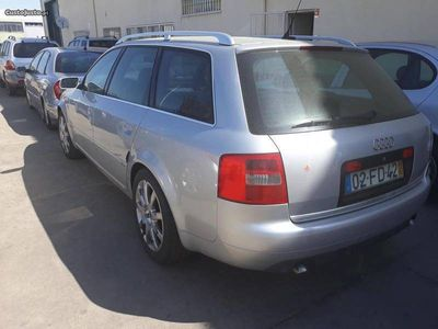 usado Audi A6 Allroad sw quarto 4x4 180 cv