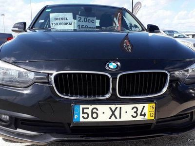 usado BMW 318 318D.150cv.