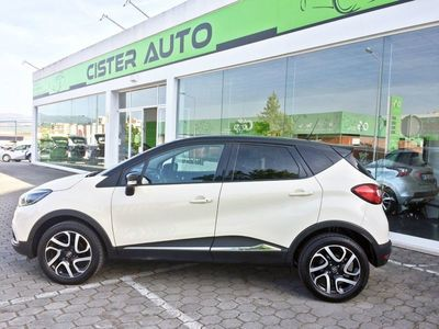 usado Renault Captur 0.9 TCe Exclusive GPS