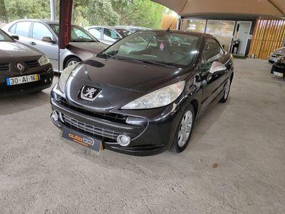 usado Peugeot 207 CC 1.6 VTi Sport