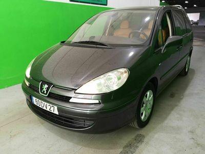 usado Peugeot 807 2.0 HDI