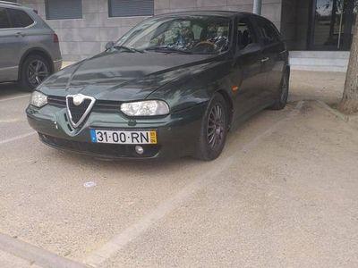 usado Alfa Romeo 156 1.9jtd