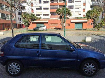 usado Citroën Saxo 1.1 Exclusive -