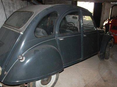 usado Citroën 2CV club