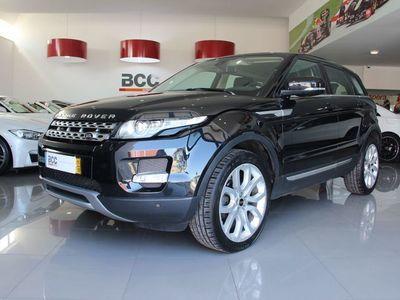 usado Land Rover Range Rover evoque 2.2 SD4 Auto Nacional 190Cv