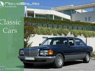 usado Mercedes 500 SEL