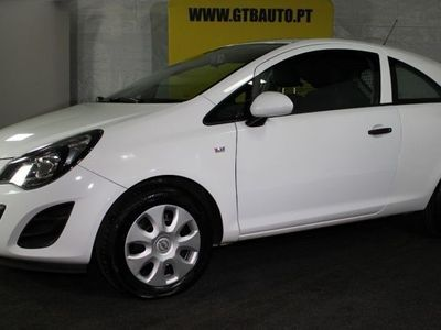 usado Opel Corsa 1.3 CDTI VAN