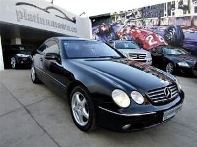 usado Mercedes CL500 ClasseCoupé (306cv) (2p)