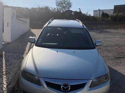 usado Mazda 6 sw 2.0 di 143cv