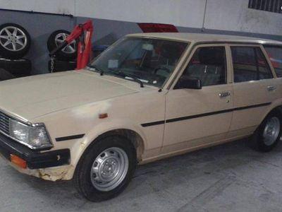 usado Toyota Starlet Ke 70 Station Wagon - 82