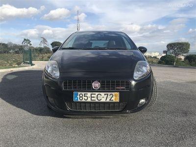 usado Fiat Grande Punto 1.3 M-Jet Sport (90cv) (3p)
