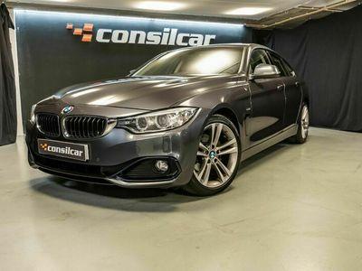 usado BMW 418 Gran Coupé dA Automático Line Sport 18