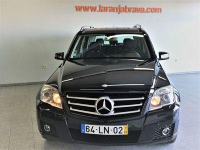 usado Mercedes GLK220 GLK 220CDI C/Motor Novo